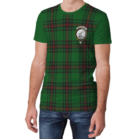 Image of Tartan T-Shirt - Clan Anstruther Plaid T-Shirt For Men And Women