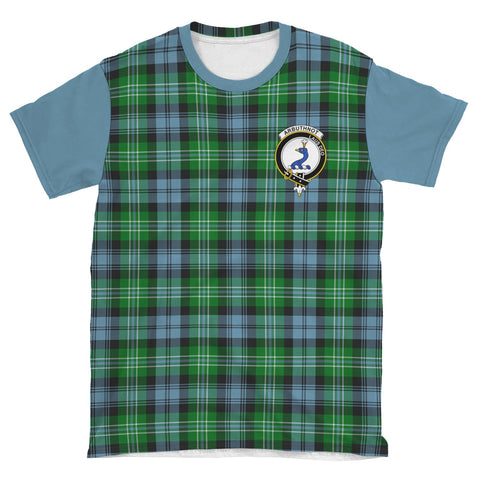 Image of Tartan T-Shirt - Clan Arbuthnot Plaid T-Shirt For Men And Women