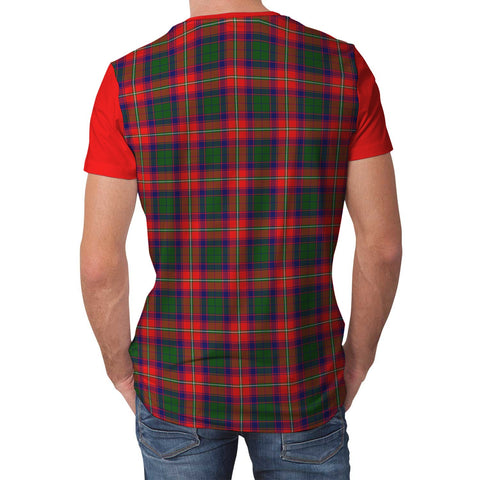 Image of Tartan T-Shirt - Clan Belshes Plaid T-Shirt For Men And Women