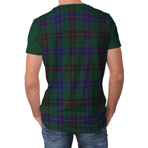 Image of Tartan T-Shirt - Clan Davidson Plaid T-Shirt For Men And Women