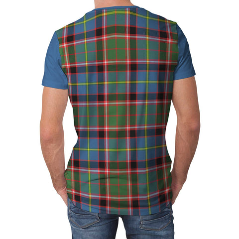 Tartan T-Shirt - Clan Stirling (Of Keir) Plaid T-Shirt For Men And Women