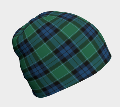 Image of Beanies - Graham of Menteith Ancient  Tartan Beanie