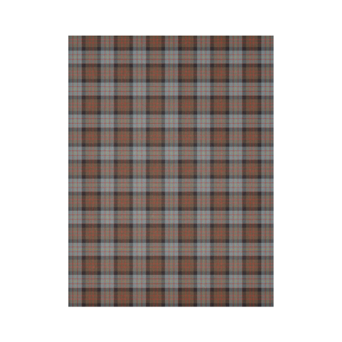 Cameron Of Erracht Weathered Tartan Tapestry