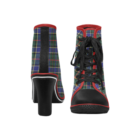 Tartan Heel - Ogilvie Hunting Modern | Hot Sale | Online Orders Only | 500 Tartans