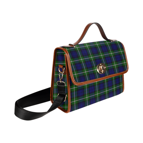 Forbes Modern Tartan Canvas Bag | Special Custom Design