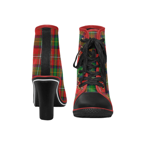 Tartan Heel - Boyd Modern | Hot Sale | Online Orders Only | 500 Tartans