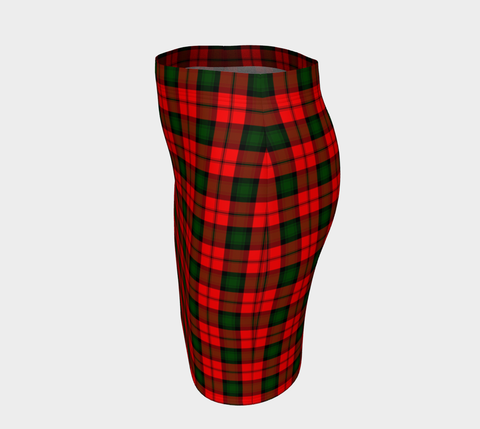Tartan Fitted Skirt - Kerr Modern | Special Custom Design