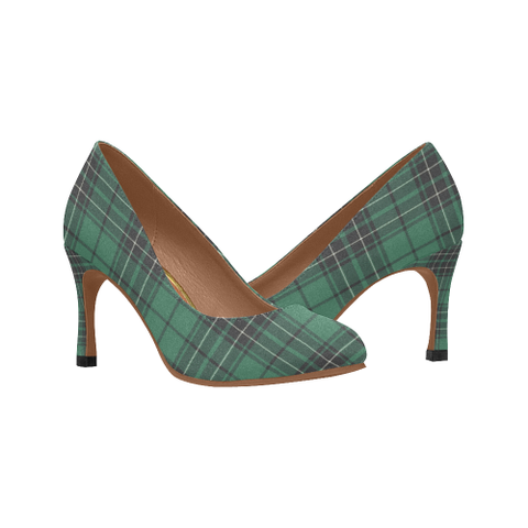Image of Maclean Hunting Ancient Plaid Heels