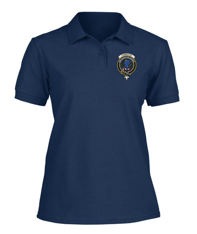 Polo T-Shirt - forsyth Tartan Polo T-shirt for Men and Women