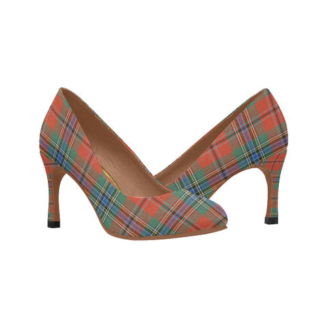 Maclean Of Duart Ancient Plaid Heels