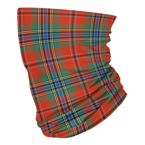 Image of Scottish MacLean of Duart Ancient Tartan Neck Gaiter  (USA Shipping Line)