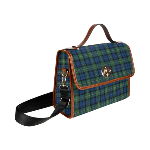 Forbes Ancient Tartan Canvas Bag | Special Custom Design