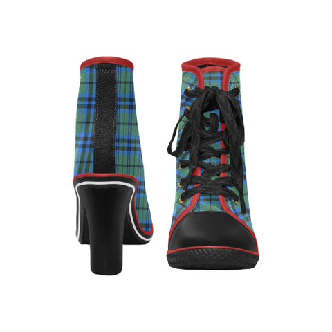 Tartan Heel - Falconer | Hot Sale | Online Orders Only | 500 Tartans