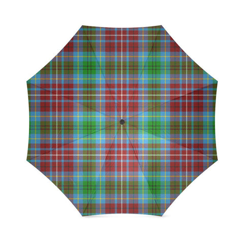 British Columbia Of Canada Tartan Umbrella