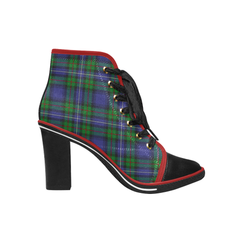 Tartan Heel - Robertson Hunting Modern | Hot Sale | Online Orders Only | 500 Tartans