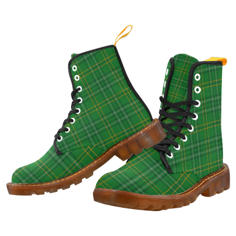 Image of Wexford County Tartan Martin boots | Scotland Boots | Over 500 Tartans