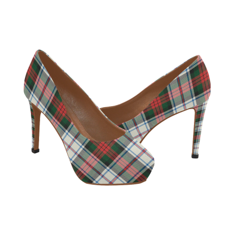 Image of Macduff Dress Modern Tartan Heels