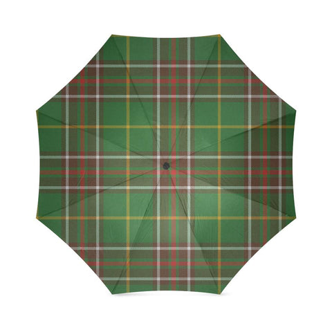 Newfoundland And Labrador Of Canada Tartan Umbrella