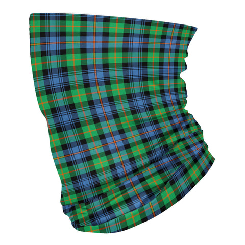 Scottish Murray of Atholl Ancient Tartan Neck Gaiter  (USA Shipping Line)