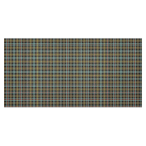 Image of Farquharson Weathered Tartan Tablecloth | Home Decor