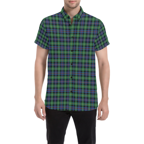 Tartan Shirt - Farquharson Ancient | Exclusive Over 500 Tartans | Special Custom Design