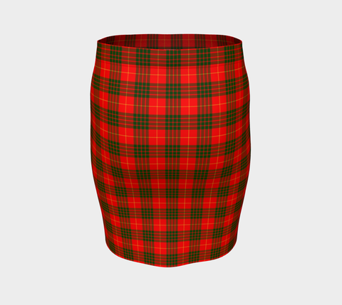 Tartan Fitted Skirt - Cameron Modern | Special Custom Design