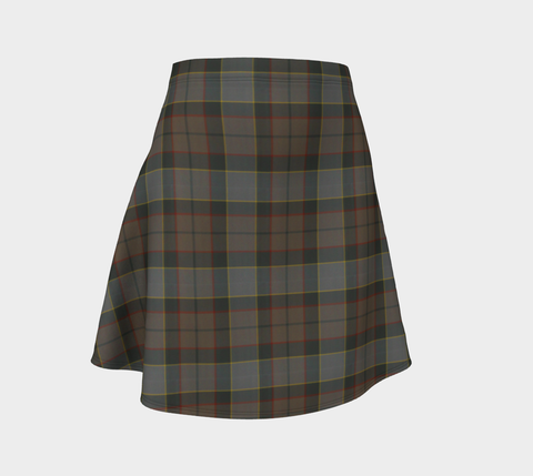 Image of Tartan Flared Skirt - Outlander Fraser |Over 500 Tartans | Special Custom Design | Love Scotland