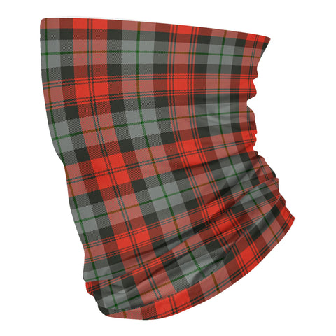 Scottish MacLachlan Weathered Tartan Neck Gaiter  (USA Shipping Line)