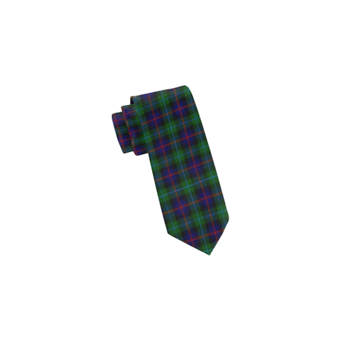 Image of Tartan Necktie - Campbel Of Cawdor Modern Tie