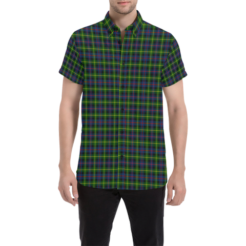 Tartan Shirt - Farquharson Modern | Exclusive Over 500 Tartans | Special Custom Design