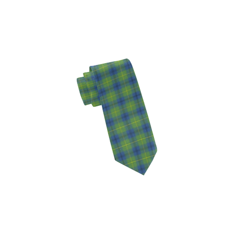 Tartan Necktie - Johnstone Ancient Tie