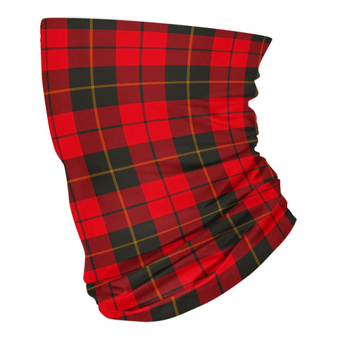 Scottish Wallace Weathered Tartan Neck Gaiter  (USA Shipping Line)