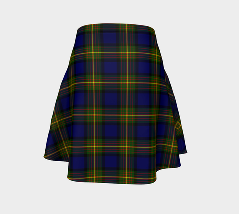 Tartan Flared Skirt - More (Muir) |Over 500 Tartans | Special Custom Design | Love Scotland