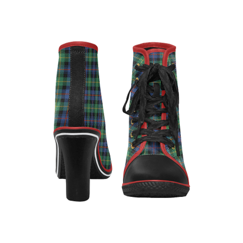 Image of Tartan Heel - Farquharson Ancient | Hot Sale | Online Orders Only | 500 Tartans
