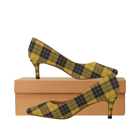 Image of Macleod Of Lewis Ancient Tartan Heels
