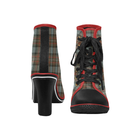 Tartan Heel - Fergusson Weathered | Hot Sale | Online Orders Only | 500 Tartans