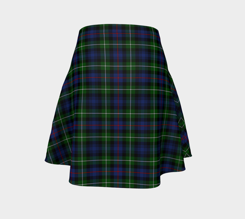 Tartan Flared Skirt - MacKenzie Modern |Over 500 Tartans | Special Custom Design | Love Scotland
