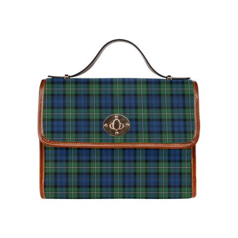 Image of Forbes Ancient Tartan Canvas Bag | Special Custom Design