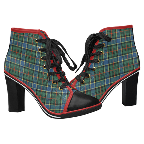 Image of Tartan Heel - Ogilvie Hunting Ancient | Hot Sale | Online Orders Only | 500 Tartans