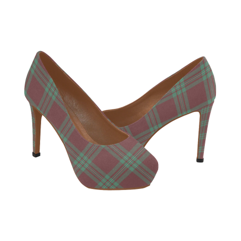 Image of Macgregor Hunting Ancient Tartan Heels
