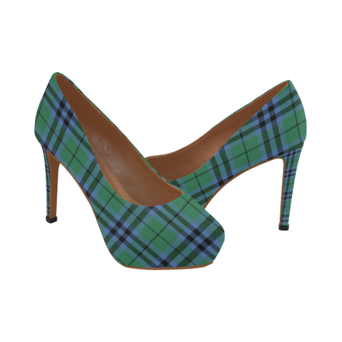 Keith Ancient Plaid Heels