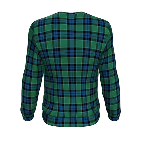 Tartan Sweatshirt - Clan Graham of Menteith Ancient Sweatshirt For Men & Women