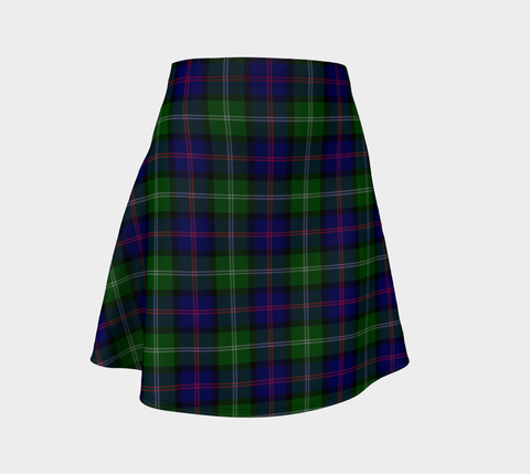 Tartan Flared Skirt - MacThomas Modern |Over 500 Tartans | Special Custom Design | Love Scotland