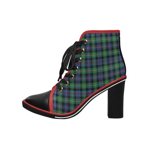 Tartan Heel - Farquharson Ancient | Hot Sale | Online Orders Only | 500 Tartans