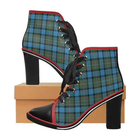 Tartan Heel - Fergusson Ancient | Hot Sale | Online Orders Only | 500 Tartans