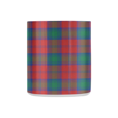 ScottishShop Insulated Mug - Byres Tartan Insulated Mug - Clan Badge