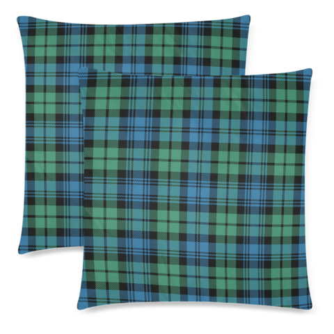 Campbell Ancient 01 decorative pillow covers, Campbell Ancient 01 tartan cushion covers, Campbell Ancient 01 plaid pillow covers