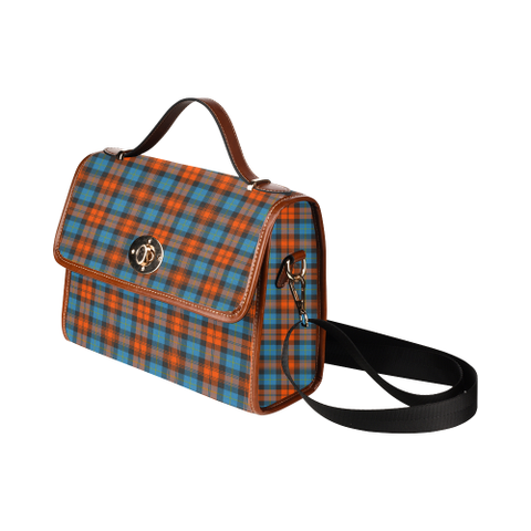 Image of MacLachlan Ancient Tartan Canvas Bag | Special Custom Design