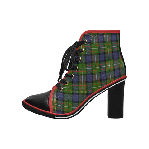 Image of Tartan Heel - Fergusson Modern | Hot Sale | Online Orders Only | 500 Tartans