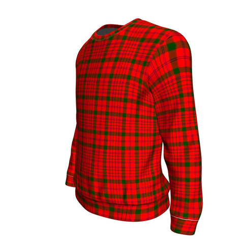 Tartan Sweatshirt - Clan MacDonnell of Keppoch Modern Sweatshirt For Men & Women